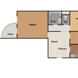 Eladó  panellakás (Budapest, IV. kerület) 30,9 M  Ft