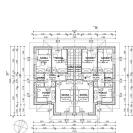 Eladó  családi ház (Debrecen, Csigekert) 61,9 M  Ft