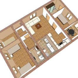 Eladó  családi ház (Balmazújváros, Daru) 23,9 M  Ft