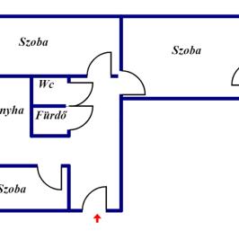 Eladó  panellakás (Budapest, XV. kerület) 29,99 M  Ft