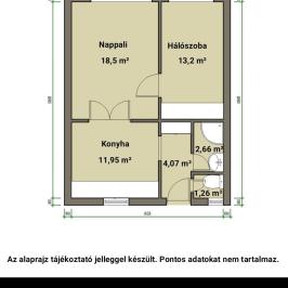 Eladó  téglalakás (Budapest, XI. kerület) 58,9 M  Ft