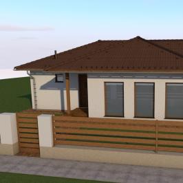 Eladó  családi ház (Dunavarsány) 54,3 M  Ft