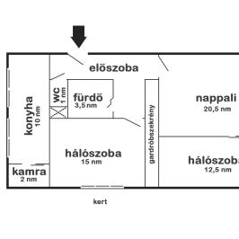 Eladó  téglalakás (Budapest, XII. kerület) 74,99 M  Ft