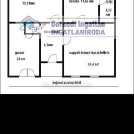 Eladó  sorház (Encs) 18,5 M  Ft