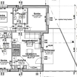 Eladó  téglalakás (Dunakeszi, Malomárok lakópark) 47,4 M  Ft
