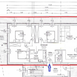 Eladó  téglalakás (Szentendre) 57,89 M  Ft