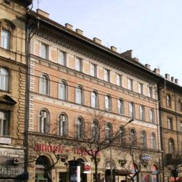 Kiadó  iroda (Budapest, VI. kerület) 350 E  Ft/hó