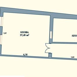 Eladó  téglalakás (Budapest, VII. kerület) 38,9 M  Ft