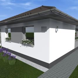 Eladó  ikerház (Dunaharaszti, Rákócziliget) 45,9 M  Ft