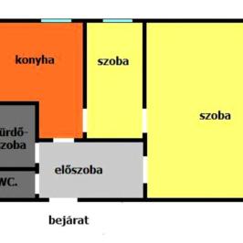 Eladó  téglalakás (Eger, Belváros) 28,5 M  Ft