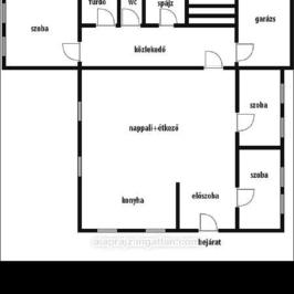 Eladó  családi ház (<span class='notranslate'>Nyíregyháza</span>, <span class='notranslate'>Borbánya</span>) 31 M   <span class='notranslate'>Ft</span>