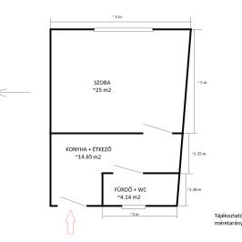 Eladó  téglalakás (Budapest, VIII. kerület) 30,9 M  Ft