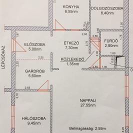 Eladó  panellakás (<span class='notranslate'>Budapest, XIII.  </span>kerület) 44,7 M   <span class='notranslate'>Ft</span>