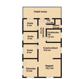 Eladó  családi ház (Dunavarsány, Kisvarsány) 31,99 M  Ft