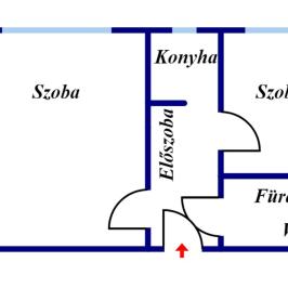 Eladó  panellakás (Budapest, IV. kerület) 24,6 M  Ft