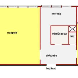 Eladó  panellakás (Eger, Felsőváros) 17,8 M  Ft