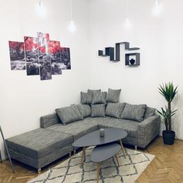 Kiadó  téglalakás (Budapest, VI. kerület) 275 E  Ft/hó