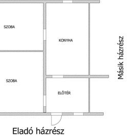 Eladó  családi ház (<span class='notranslate'>Vöröstó</span>, <span class='notranslate'></span>) 5 M   <span class='notranslate'>Ft</span>