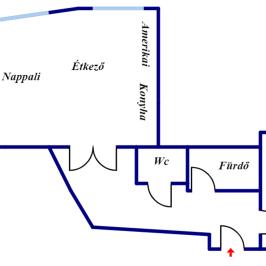 Eladó  téglalakás (<span class='notranslate'>Budapest, V.  </span>kerület) 110 M   <span class='notranslate'>Ft</span>