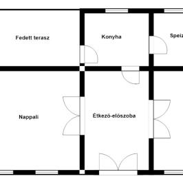 Kiadó  családi ház (<span class='notranslate'>Dunaharaszti</span>, <span class='notranslate'>Óváros</span>) 139,99 E   <span class='notranslate'>Ft</span>/hó