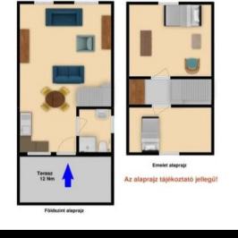 Eladó  családi ház (<span class='notranslate'>Budapest, XXIII.  </span>kerület) 40,5 M   <span class='notranslate'>Ft</span>