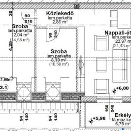 Eladó  téglalakás (<span class='notranslate'>Budapest, IV.  </span>kerület) 43,83 M   <span class='notranslate'>Ft</span>