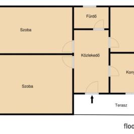 Eladó  családi ház (<span class='notranslate'>Nyíregyháza</span>, <span class='notranslate'>Tokaji u. környéke</span>) 14.5 M   <span class='notranslate'>Ft</span>