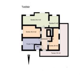 Eladó  családi ház (<span class='notranslate'>Göd</span>, <span class='notranslate'>Felsőgöd</span>) 98 M   <span class='notranslate'>Ft</span>