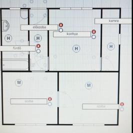 Eladó  családi ház (<span class='notranslate'>Orosháza</span>, <span class='notranslate'>Gyopárosfürdő</span>) 6,9 M   <span class='notranslate'>Ft</span>
