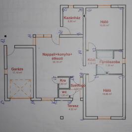 Eladó  családi ház (<span class='notranslate'>Nyíregyháza</span>, <span class='notranslate'>Tokaji u. környéke</span>) 30 M   <span class='notranslate'>Ft</span>