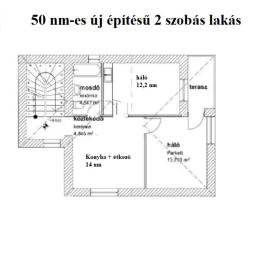 Eladó  téglalakás (<span class='notranslate'>Budapest, XVI.  </span>kerület) 30 M   <span class='notranslate'>Ft</span>