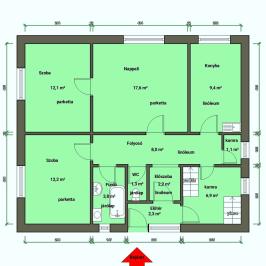 Eladó  családi ház (<span class='notranslate'>Érsekvadkert</span>, <span class='notranslate'></span>) 13,5 M   <span class='notranslate'>Ft</span>