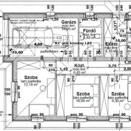 Eladó  családi ház (<span class='notranslate'>Göd</span>, <span class='notranslate'>Nevelek</span>) 59,9 M   <span class='notranslate'>Ft</span>
