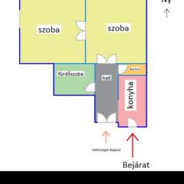 Eladó  téglalakás (<span class='notranslate'>Budapest, VII.  </span>kerület) 55 M   <span class='notranslate'>Ft</span>