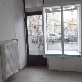 Kiadó  üzlethelyiség utcai bejáratos (<span class='notranslate'>Budapest, XIII.  </span>kerület) 186 E   <span class='notranslate'>Ft</span>/hó