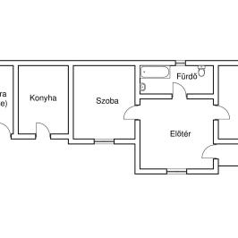 Eladó  családi ház (<span class='notranslate'>Sényő</span>, <span class='notranslate'></span>) 6,1 M   <span class='notranslate'>Ft</span>
