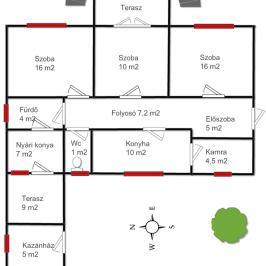 Eladó  családi ház (<span class='notranslate'>Bernecebaráti</span>, <span class='notranslate'></span>) 12 M   <span class='notranslate'>Ft</span>