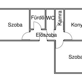 Eladó  téglalakás (<span class='notranslate'>Nyíregyháza</span>, <span class='notranslate'>Belváros</span>) 20,5 M   <span class='notranslate'>Ft</span>