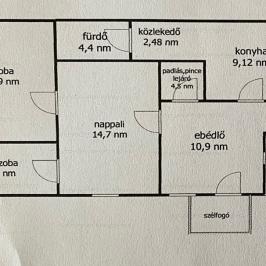 Eladó  családi ház (<span class='notranslate'>Vácduka</span>, <span class='notranslate'></span>) 29.9 M   <span class='notranslate'>Ft</span>