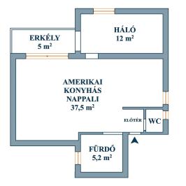 Eladó  téglalakás (<span class='notranslate'>Budapest, II.  </span>kerület) 49,9 M   <span class='notranslate'>Ft</span>