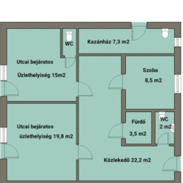 Eladó  családi ház (<span class='notranslate'>Dunakeszi</span>, <span class='notranslate'></span>) 69,9 M   <span class='notranslate'>Ft</span>