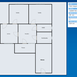 Eladó  családi ház (<span class='notranslate'>Cegléd</span>, <span class='notranslate'></span>) 15,3 M   <span class='notranslate'>Ft</span>