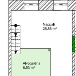 Eladó  téglalakás (<span class='notranslate'>Budapest, VII.  </span>kerület) 54,7 M   <span class='notranslate'>Ft</span>