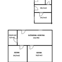 Eladó  családi ház (<span class='notranslate'>Szank</span>, <span class='notranslate'></span>) 9,3 M   <span class='notranslate'>Ft</span>