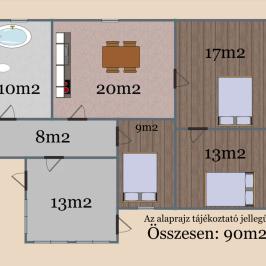 Eladó  családi ház (<span class='notranslate'>Kálló</span>, <span class='notranslate'></span>) 6,5 M   <span class='notranslate'>Ft</span>