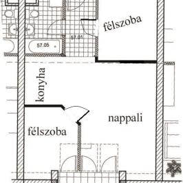 Eladó  téglalakás (<span class='notranslate'>Budapest, XXII.  </span>kerület) 40.5 M   <span class='notranslate'>Ft</span>
