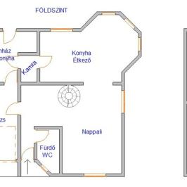 Eladó  családi ház (<span class='notranslate'>Rakamaz</span>, <span class='notranslate'></span>) 9,9 M   <span class='notranslate'>Ft</span>