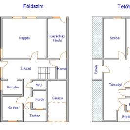 Eladó  családi ház (<span class='notranslate'>Nagykálló</span>, <span class='notranslate'></span>) 18.5 M   <span class='notranslate'>Ft</span>