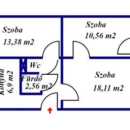 Eladó  panellakás (<span class='notranslate'>Budapest, XV.  </span>kerület) 30,9 M   <span class='notranslate'>Ft</span>