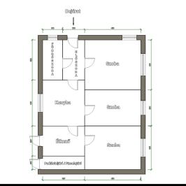 Eladó  családi ház (<span class='notranslate'>Vác</span>, <span class='notranslate'>Kisvác</span>) 29,6 M   <span class='notranslate'>Ft</span>